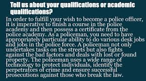 Police Interview Questions And Answers Top 10 Police Interview Questions And Answers Pdf Ebook