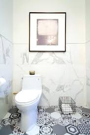 white tile bathroom walls white marble bathroom with gray mosaic hex tile floor view full size white tile bathroom walls