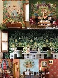 Quirky wallpaper ...