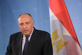 """مصر تصدر بياناً """"تنسف"""" به تصريحات سامح شكري حول سد النهضة"""
