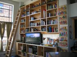 stair bookcase furniture. Most Popular Ladder Bookshelf: Furniture Versatile Hallway With Bookshelves Wooden Stair Bookcase R