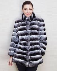 real fur coats jackets chinchilla fur coat ffcochi567 ping fur fashions