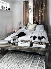 Boho Beds Best Ideas About Bedding On Comforters Bed Frame ...