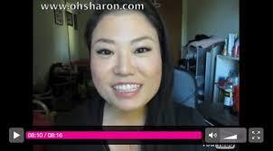 video graduation tutorial by sharon o