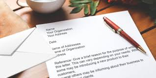 5 Most Popular Professional Business Letter Formats - Preply Blog