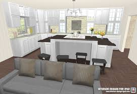 Kitchen Design Layout App Check Out This Open Kitchen Design With The Interior