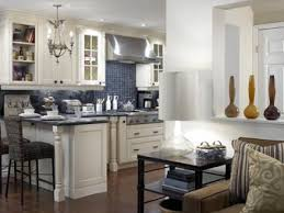 Modern Backsplash For Kitchen Modern Style Kitchen Backsplash Glass Tile Blue Tags Backsplash