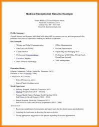 5 Medical Office Assistant Resume Samples New Hope Stream Wood