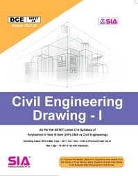 civil engineering drawing i dce ap 2018 18 dce book