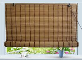 bamboo window blinds. Simple Bamboo Amazoncom Bamboo Roll Up Window Blind Sun Shade W30 And Blinds I