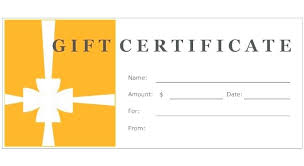 Gift Certificates For Your Business Create Your Own Voucher Create Your Own Gift Certificate Vouchers