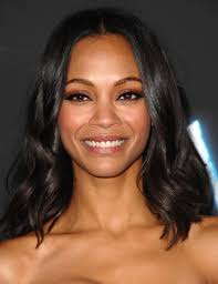 Zoe Saldana Height - How Tall