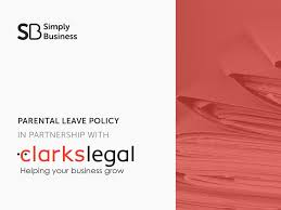 Parental Leave Policy Template Free Pdf Word Download