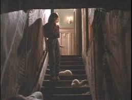 Dark Basement Stairs home decor Mrsilvaus