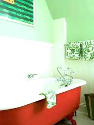 white bathtub paint acrylic