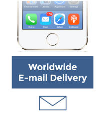 itunes email delivery image