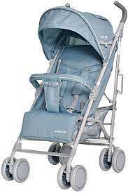 <b>Коляска</b> прогулочная <b>Everflo ATV</b> grey Е-1266 серый — купить в ...