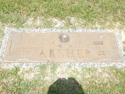 "Elmer ""Elma"" Gaines Absher (1897-1996) - Find A Grave Memorial"