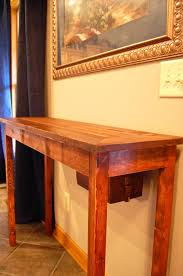 Sofa Table Magnificent Pallet Sofa Table Design Diy Sofa Table Diy