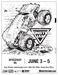 Small Picture Monster Jam comes to Bangor ME Ticket Giveaway Crafty Mama in ME
