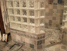 how to install glass blocks in a bathroom wall how tos diy