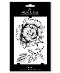 переводные тату Miami Tattoos Blow