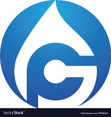 Water Drops Template Water Drop Logo Template Royalty Free Vector Image