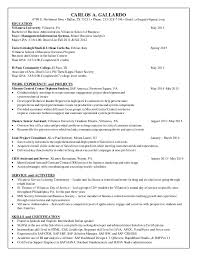 Stunning Villanova Resume Gallery - Simple resume Office Templates .
