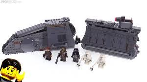 <b>LEGO Star Wars</b> Imperial Conveyex Transport review! <b>75217</b> ...