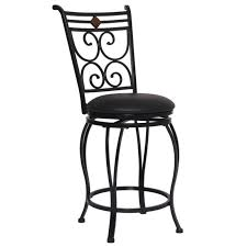 metal counter height stools. Bar Stools Black Metal Counter Height Stool With Leather Swivel Pub Chairs White Backs D
