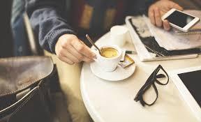 coffee shop wifi etiquette