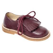 Naturino Shoes Size Chart Naturino Kids Brogue Bordeaux Leather