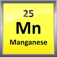 Manganese Element Symbol - Periodic Table