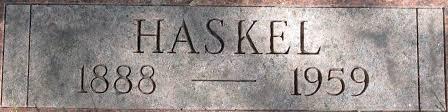 Haskel Sims (1888 - 1959) - Genealogy