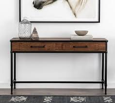 juno 54 reclaimed wood console table