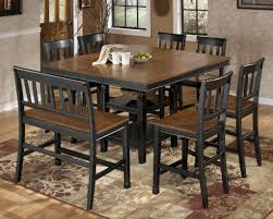 square dining room table with 8 chairs 9 pc square square dining room table with 8