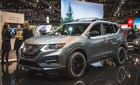 2018 nissan frontier midnight edition. plain frontier nissan announced the expansion of its midnight edition package to three  crossover suvsu2014the rogue murano and pathfinderu2014at chicago auto  in 2018 nissan frontier midnight edition c