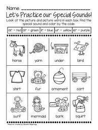 Home > worksheets > english worksheets > phonics. Special Sounds Worksheets Set 3 By Benzel S Beginnings Tpt