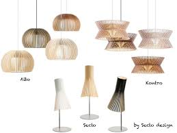 famous lighting designer. secto design lamps famous lighting designer e
