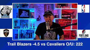 Portland Trail Blazers vs Cleveland ...