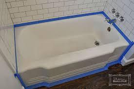 clawfoot tub refinishing kit lidamama bathroom tub resurfacing