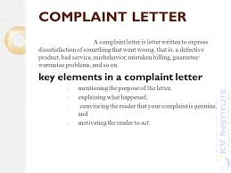 unit iv ppt  51 complaint