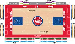 Detroit Pistons 2019 Membership