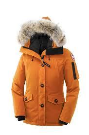Canada Goose Montebello Parka Sunset Orange Women  s For Sale