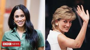 This is why Meghan Markle gets compared to Princess Diana - BBC ...