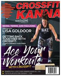 crossfit kanna s september member of the month lisa g