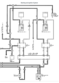 lexus v8 1uzfe wiring diagram for lexus ls400 1990 model starting starting and ignition system page 2 page 001