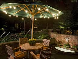party lighting ideas. inexpensive party lights give patio a festive feel lighting ideas