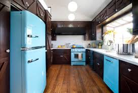 various teal kitchen. Fascinating Image Of Kitchen Decoration Using Various Trends Appliances : Interactive Teal