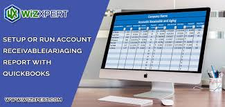 Ar Aging Reports Setup Or Run Account Receivable Ar Aging Report With Quickbooks